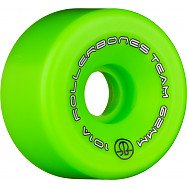 Rollerbones Team Logo 62mm 101A 8pk Green