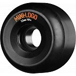 Mini Logo A cut Wheel Black 53mm 101A 4pk