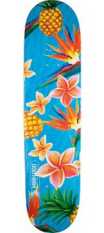 Mini Logo Small Bomb Skateboard Deck 170 Aloha- 8.25 x 32.5