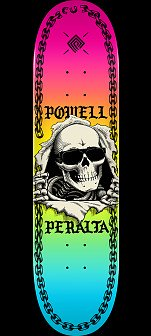 Powell Peralta Ripper Chainz Skateboard Deck Colby - 8.25 x 31.95