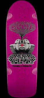 Powell Peralta Gelfand Ollie Tank Skateboard Deck Purple - 10 x 30