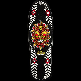 Powell Peralta Nicky Guerrero Mask Blem Deck - 10 x 31.75