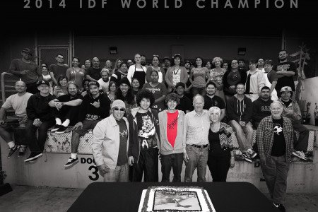 Kevin Reimer - 2014 IDF World Champion