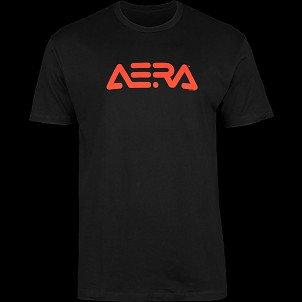 Aera Trucks Logo T Shirt Black