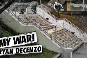 Ryan Decenzo - My War