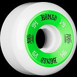 BONES 100's 54x31 V5 Skateboard Wheel 100A 4pk