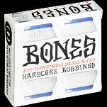 BONES WHEELS Bushing Soft White pack