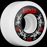 BONES STF Annuals 52x34 V4 Skateboard Wheel 83B 4pk