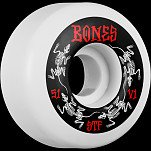 BONES STF Annuals 51x30 V1 Skateboard Wheel 83B 4pk
