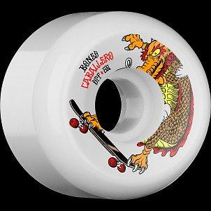 BONES SPF Pro Caballero Dragon 60x34 P5 Skateboard Wheel 84B 4pk